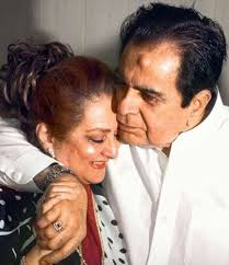 Dilip Kumar & Saira Banu  Husband-Wife & Best Friends